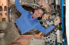 ABD'li kadın astronottan rekor! Tam 534 gün...