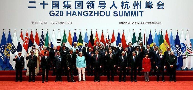ÇİN'DEKİ G20 LİDERLER ZİRVESİ'NİN SONUÇ BİLDİRGESİ AÇIKLANDI