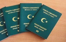'Yeşil pasaport'ta sayı belli oldu
