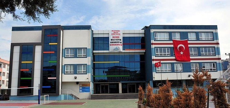FETÖ'NÜN ESKİ OKULUNDA 500 MERMİ KOVANI ÇIKTI