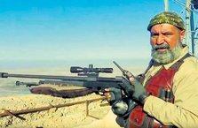 DEAŞ'ın kâbusu 63 yaşındaki sniper