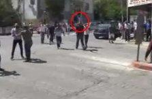 İhale savaşı! Yaralı polis ve zabıtalar var