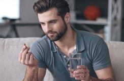 Mide ilacı kullanan erkekler...