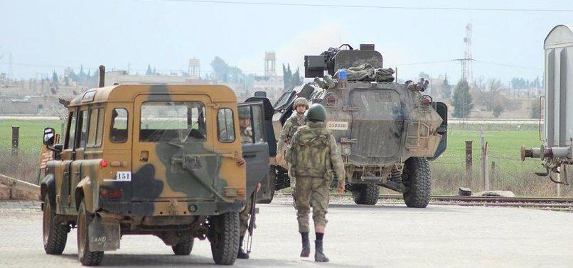 ZIRHLI ARACA SALDIRI: 1 PKK'LI ÖLDÜRÜLDÜ