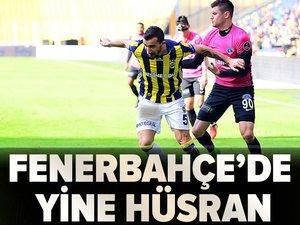 Fenerbahçe, Kasımpaşa'ya da takıldı