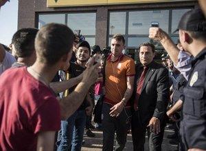 Galatasaray'da flaş Muslera kararı