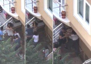 Karı-koca genç kızı öldüresiye dövdü!