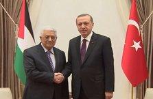Filistin lideri Türkiye'ye geliyor