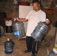 Vatandaşlar Bodrum'da yaz ortasında susuz kaldılar