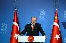 İki ülke tartıştı, Erdoğan el koydu