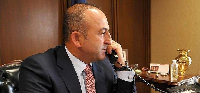 ÇAVUŞOĞLU'NDAN KRİTİK TELEFON TRAFİĞİ