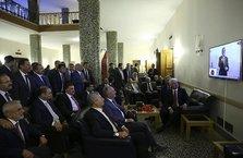 Meclis'te Osmangazi açılışı