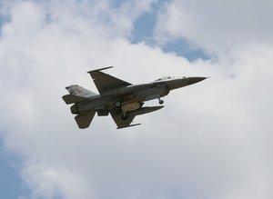 İncirlik'te F-16 ve tanker uçağı trafiği
