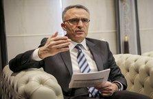 Maliye Bakanı Ağbal'dan Varlık Barışı açıklaması