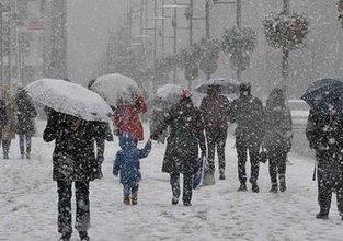 Meteoroloji İstanbulluları uyardı! Kar geri geliyor