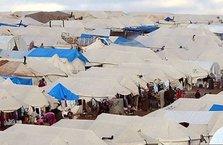 Mülteci kampında çatışma!