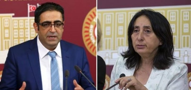 PKK'LI TERÖRİSTİN CENAZESİNE KATILAN HDP'LİLERE KÖTÜ HABER