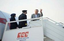 Cumhurbaşkanı Erdoğan'dan o ülkeye günübirlik ziyaret