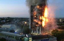 Londra'da 79 kişinin öldüğü yangının nedeni açıklandı