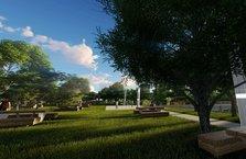 Dev parkın ihale tarihi belirlendi
