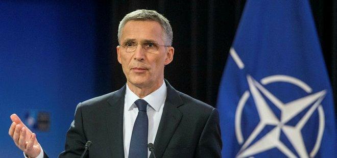 NATO'DAN TÜRKİYE'YE ÇAĞRI