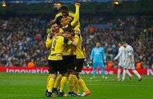 Dortmund'dan Bernabeu'da müthiş geri dönüş
