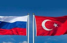 Rusya'dan Türkiye'ye önemli ziyaret