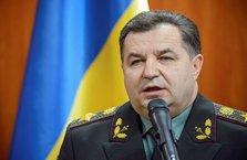 Poltorak: ''Rus istilasına cevap vermeye hazırız''