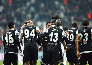 Beşiktaş, Akhisar Bld'yi rahat geçti