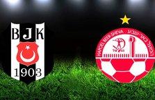 Beşiktaş-Hapoel maçı ne zaman, hangi kanalda?