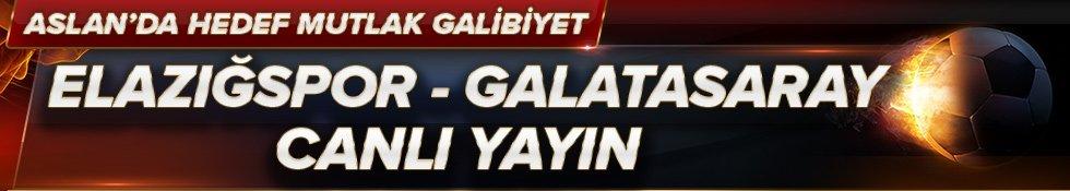Elazığ - Galatasaray