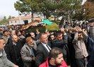 ŞEHİT ASTSUBAY ÖMER HALİSDEMİR'İN ANNESİ TOPRAĞA VERİLDİ