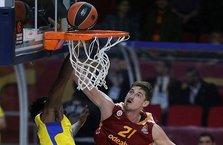 Galatasaray, Maccabi'yi ezdi!