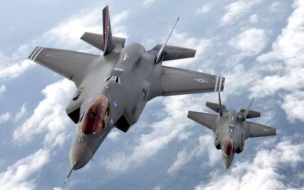 TSK'nın son model savaşan şahinleri F-35