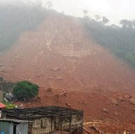Sierra Leone'de toprak kayması! Çok sayıda ölü var