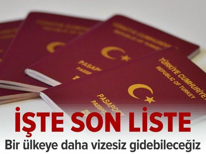 Türkiye ile Irak arasında vize kaldırıldı