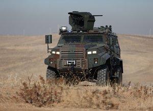 NMS zırhlı araçlarda çağ açacak!