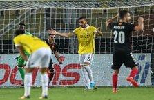 Fenerbahçe, Vardar'a yenildi capsler patladı