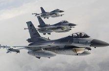 Kandil'de teröristlere ait 8 hedef imha edildi