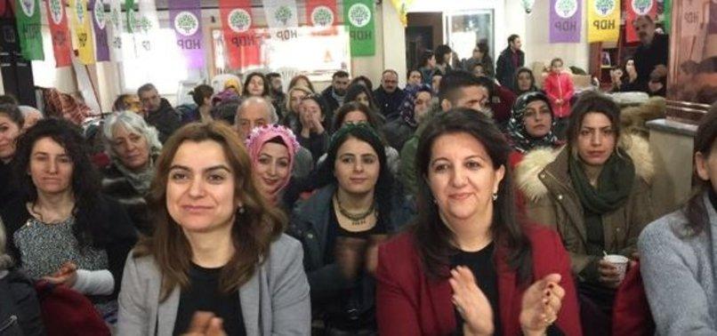 HDP'DEN TERÖRİST FOTOĞRAFLARIYLA 'HAYIR' KAMPANYASI