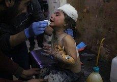 İdlib'de çiftliğe hava saldırısı: 6 çocuk öldü!