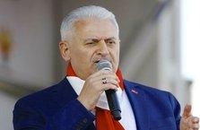 Başbakan Binali Yıldırım'dan G.Saray açıklaması
