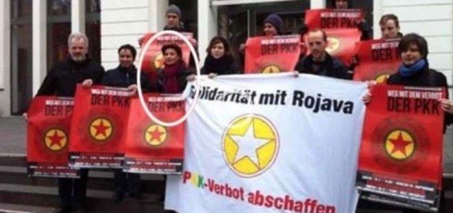 ERDOĞAN'A 'TERÖRİST' DİYEN ALMAN VEKİL PKK'LI ÇIKTI!