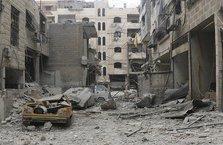 Katil Esad, Şam'da bir kez daha katliam yaptı!
