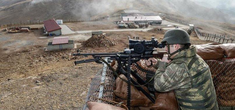 TERÖR ÖRGÜTÜ PKK'YA AĞIR DARBE! 609 TERÖRİST ETKİSİZ HALE GETİRİLDİ
