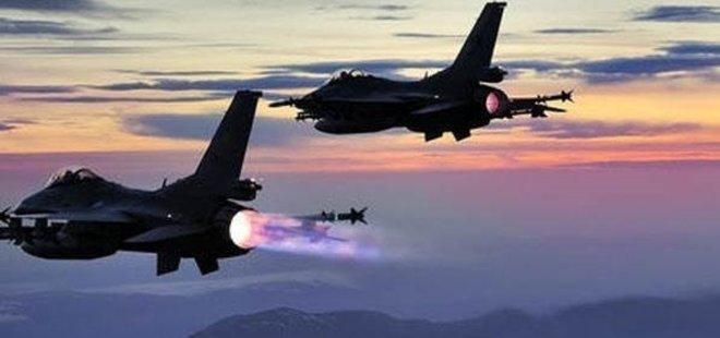 TSK'DAN PKK'YA BİR DARBE DAHA