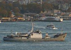 TSK: Kaza yapan Rus gemisinin mürettebatı kurtarıldı