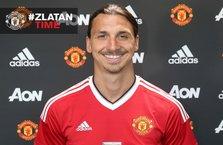 Ibrahimovic resmen Manchester United'da