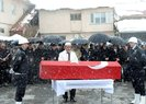 POLİS ARACI KAR KÜREME ARACIYLA ÇARPIŞTI; 1 ŞEHİT, 2 POLİS YARALI