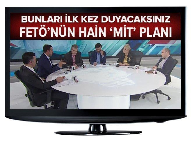 FETÖ Erdoğan ve Fidan'ın planlarını bozmak istedi